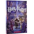 哈利波特与魔法石 英文原版 Harry Potter and the Sorcerer's Stone 一卷 新版