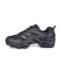 雷博现代舞鞋增高软底鞋爵士男士舞蹈鞋广场舞鞋男跳舞鞋舞鞋