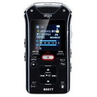 包邮 爱国者 R5577 16G 无线 录音笔 4麦克 专业 高清 远距 降噪 50m 正品 微型 降噪 MP3播放器