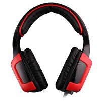 SADES赛德斯SA-906 震动7.1声道游戏影音头戴式耳麦USB耳机
