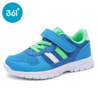 361度童鞋2017夏季新款男童跑鞋网布透气儿童运动鞋