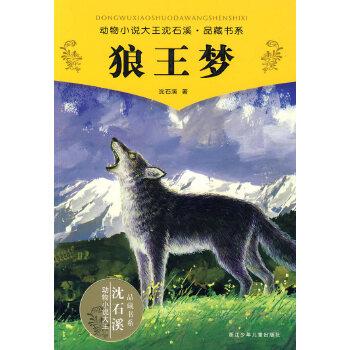 动物小说大王沈石溪·品藏书系:狼王梦