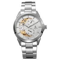 IK阿帕琦双面镂空全自动机械表男士个性休闲时尚商务潮男腕手表