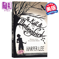 杀死一只知更鸟 英文原版小说 英文版 英文原版书 To Kill a Mockingbird Harper Lee