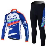 男女款骑行服骑行服山地车自行车服短袖长袖套装