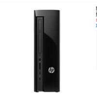 惠普(HP)450系列 小机箱台式电脑 内置无线网卡 AMD R5 330 2G独显 单主机 455-032cn i3-4170 4G 1T