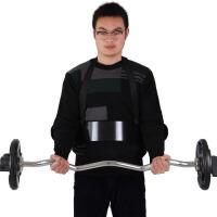 二头肌训练板器托架腹肌板手臂前臂训练器杠铃哑铃弯举托板 家用