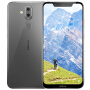【当当自营】诺基亚 NOKIA X7 6GB+128GB 幻夜银色 蔡司认证 AI智能美拍 全网通 4G双卡双待 游戏手机