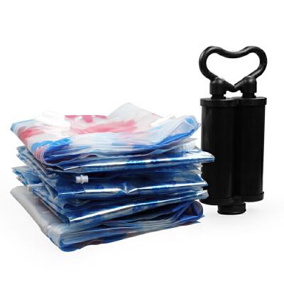 新一代防爆加厚真空收纳袋收纳袋60*80厘米复合膜真空压缩袋   颜色随机2.9元