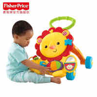 费雪学步车多功能狮子学步推车 婴儿推车y9854早教玩具 新年礼物