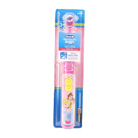 当当海外购 美国直邮 Oral-B欧乐B 儿童牙刷迪士尼图案电池入 公主款 海外购