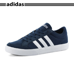 Adidas/阿迪达斯NEO学院风帆布潮鞋AW3891