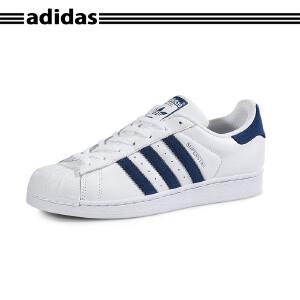 正品代购ADIDAS阿迪达斯SUPERSTAR经典贝壳头男女小白鞋BZ0190