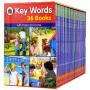 key words英文绘本原版英语 【36本】ladybird with peter and jane 1-36级box关键词全套集3-6岁儿童英语