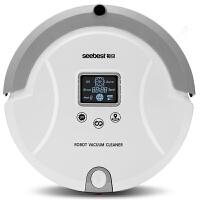 视贝seebest 全自动家用智能拖地 扫地机器人 UV杀菌除螨 防撞防跌 吸尘器 C561