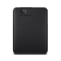 【新】wd/西部数据 新元素 移动硬盘1tb 西数硬盘1t usb3.0  移动硬盘 1TB