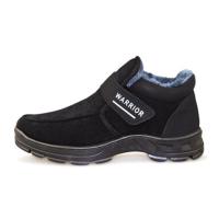 回力男鞋棉鞋男士女短棉靴冬季高帮休闲中老年老人冬天鞋子棉靴3100