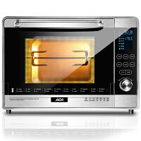 【ACA北美电器旗舰店】ATO-36A8 高端36L家用烤箱 电子式精准温控