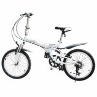 自行车6变速山地单男女式 折叠车