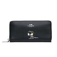 蔻驰 coach F53773 新款女式真皮时尚手拿钱包 钱夹