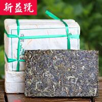 新益号 2014勐海早春砖生茶 4块打包共1000g