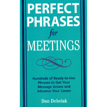PERFECT PHRASES 4 MEETINGS(ISBN=9780071546836)