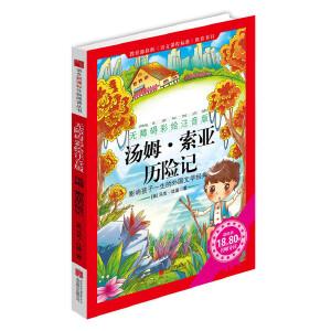 《汤姆索亚历险记》(无障碍彩绘注音版)影响孩子一生的中国文学经典,逐字注音,精心批注,名师导读,专家推荐,全面提升阅读能力,帮孩子赢在起点!