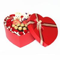 鲜花速递心形礼盒送爱人送闺蜜 送朋友节日鲜花生日礼品鲜花北京 上海 广州 武汉全国同城鲜花