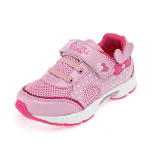 Shoebox鞋柜新款 立体卡通兔头魔术贴可爱甜美运动鞋女童鞋