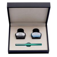 KACO SQUARE品致钢笔限量版 商务金属签字笔 木质礼盒 新年/圣诞节限量圣诞绿色