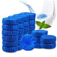 50只蓝泡泡 洁厕马桶清洁剂 除臭 洁厕灵 除异味 杀菌