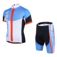 男女款短袖长袖山地车自行车服套装户外运动单车骑行服