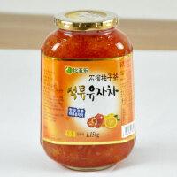 比亚乐蜂蜜石榴柚子茶 韩国原装进口果肉58% 1150g 包邮
