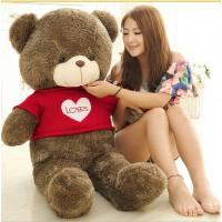 毛衣抱抱熊毛绒玩具泰迪熊公仔布娃娃