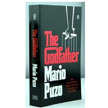 《英文原版 The Godfather 教父 马里奥普佐 进