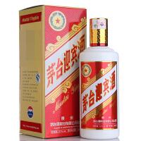 【酒界网】 贵州茅台  53度 茅台迎宾500ml(新包装)  白酒