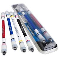 智高 DIY 儿童文具 转转笔 ZG-5095 重机版 V12转转笔 5099会发光的转笔