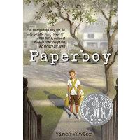Paperboy [Paperback]送报男孩(2014年纽伯瑞银将小说,简装)ISBN9780385742443