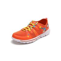 鞋柜SHOEBOX 大童中童女童鞋秋款单鞋旅游鞋休闲运动类小孩童鞋