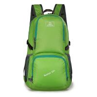 【 可收纳 双肩 皮肤背包】美国第一户外 登山包 男女双肩背包 徒步旅行包 轻便收纳包