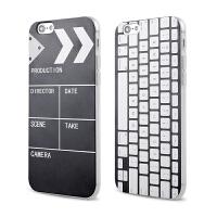 【全国包邮】hidog 苹果iPhone6s手机壳原创意6plus保护套浮雕硅胶5s软外壳防摔