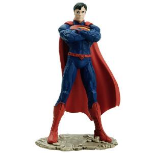 [当当自营]Schleich 思乐 DC超级漫画英雄系列 超人 仿真塑胶模型收藏玩具动漫周边 S22506