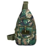 户外运动野营迷彩包战术军迷装备胸包运动包包户外装备