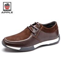 苹果APPLE软底透气商务休闲鞋男鞋皮鞋5208053