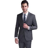 男式西装西服套装新郎结婚伴郎宴会商务礼服男士职业正装