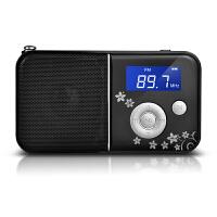 【当当自营】 熊猫/PANDA DS-111 数码音响播放器 插卡音箱 立体声收音机 黑色