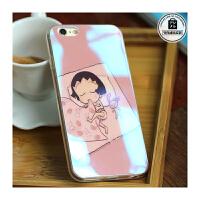 【包邮】智尚 个性情侣iphone6 6s手机壳蓝光外壳创意硅胶苹果6Plus保