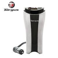 Targus泰格斯车载电源逆变器APV018AP 点烟器车载电源转换器 200W/2.1A USB快速充电接口