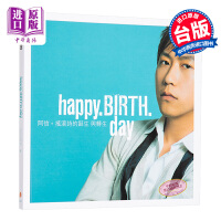 五月天 港台原版 Happy.Birth.Day──阿信.�u�L�的�Q生�c�D生(附CD) 阿信(�信宏) 平�b本出版有限公司