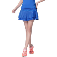 LINING李宁羽毛球服女短裙正品羽毛球裙裤夏季休闲舒适ASKK042